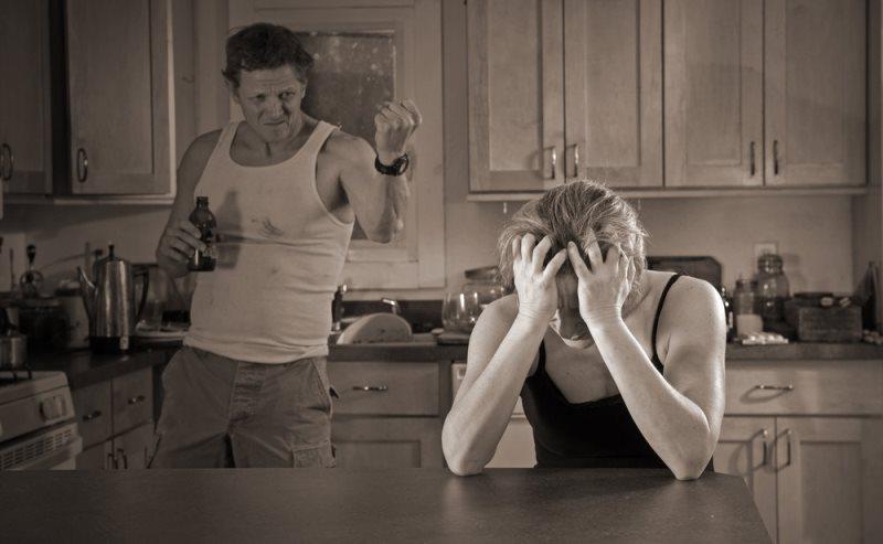 Что делать если отец пьет?