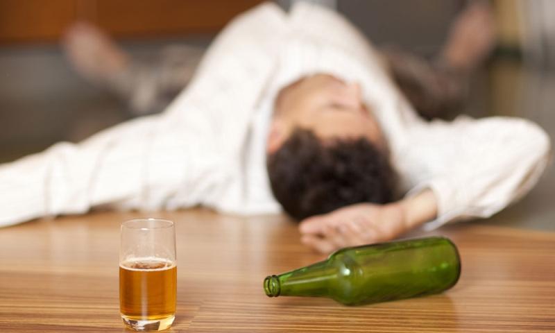 Пьющий отец - что делать детям?