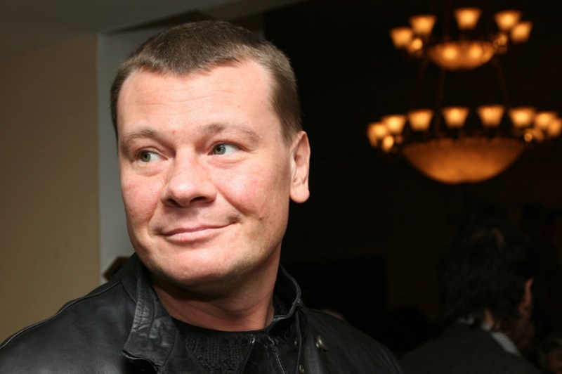 Владислав Галкин алкоголик