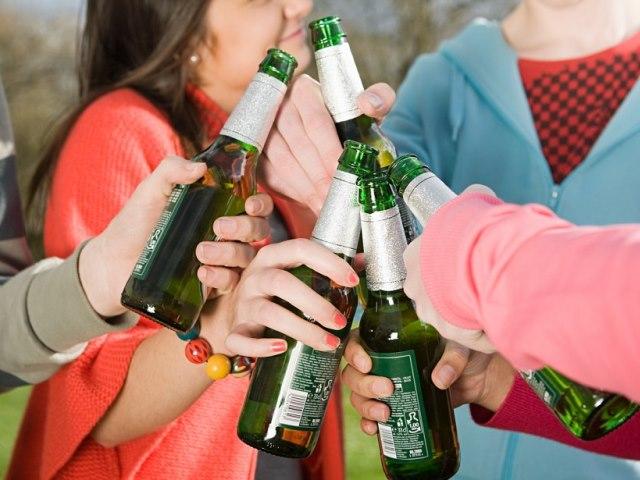 Формирование алкогольной зависимости
